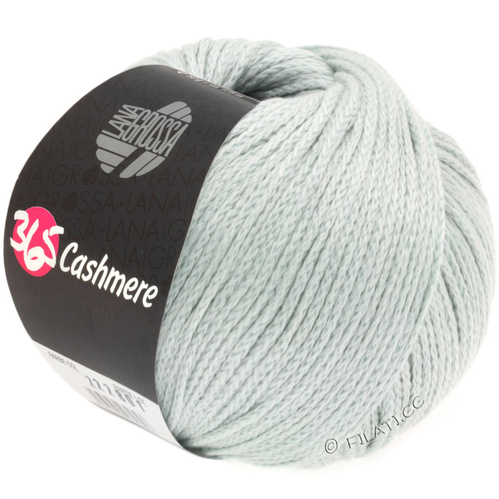 Lana Grossa Laine Créatif 365 cashmere-FB 12 Noir 50 g