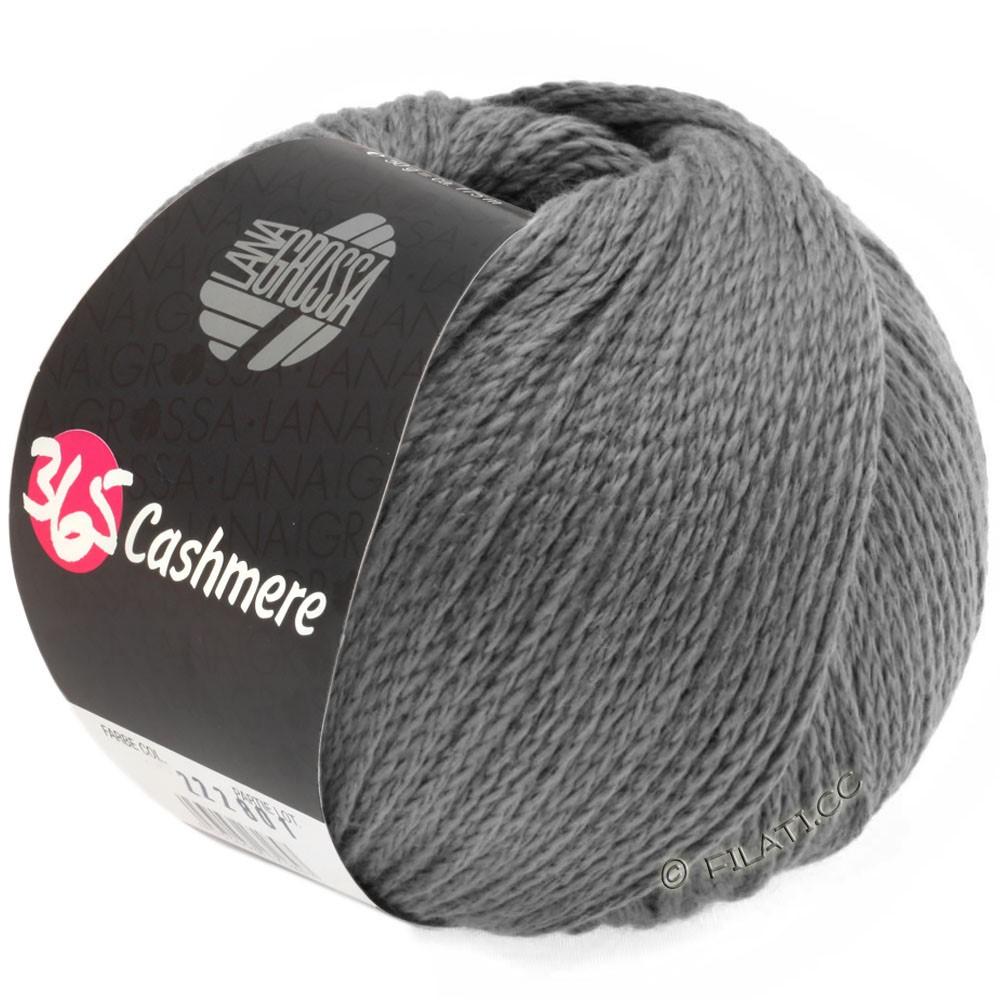 Lana Grossa 365 CASHMERE | 36-gris acier