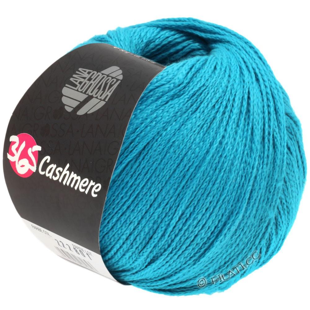 Lana Grossa 365 CASHMERE | 45-turquoise
