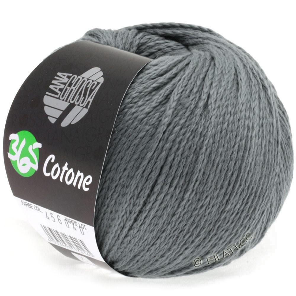 Lana Grossa 365 COTONE | 24-gris acier