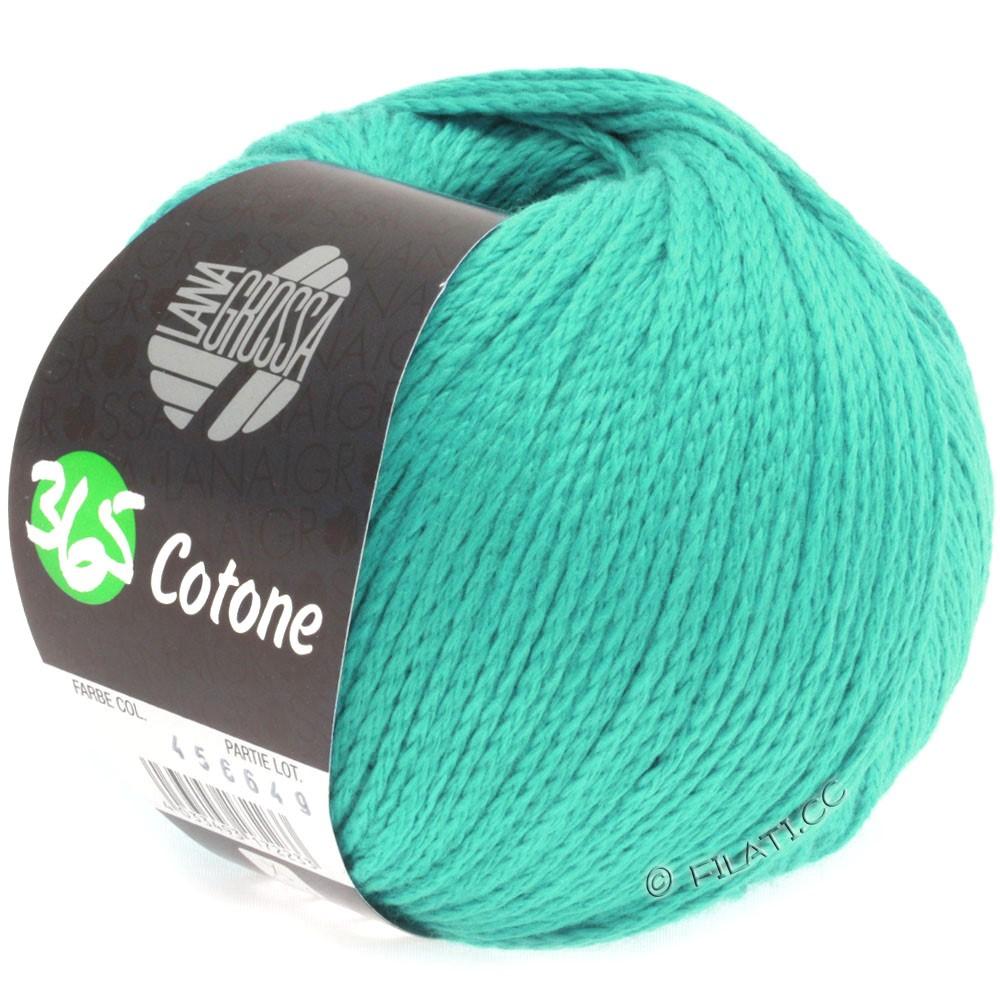 Lana Grossa 365 COTONE | 26-vert turquoise