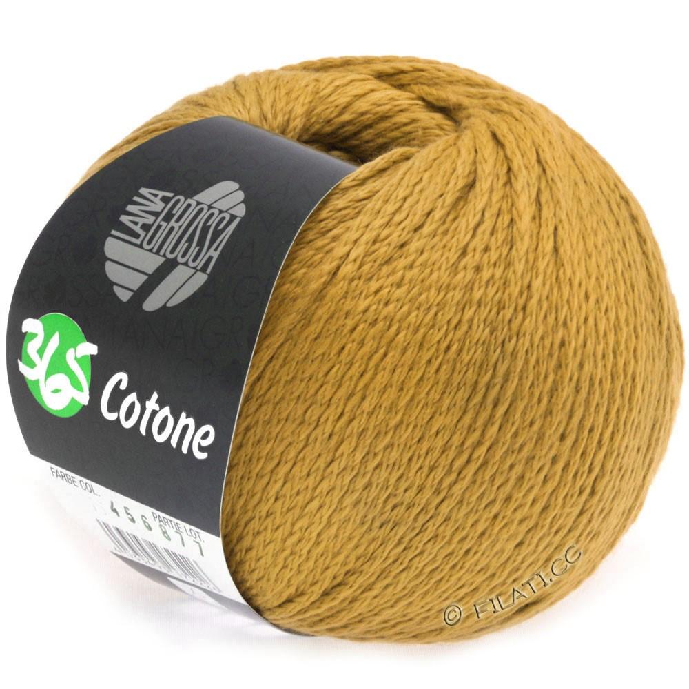 Lana Grossa 365 COTONE | 31-jaune doré