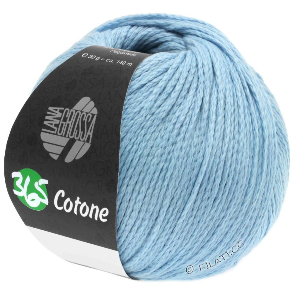 Lana Grossa 365 COTONE | 36-bleu clair