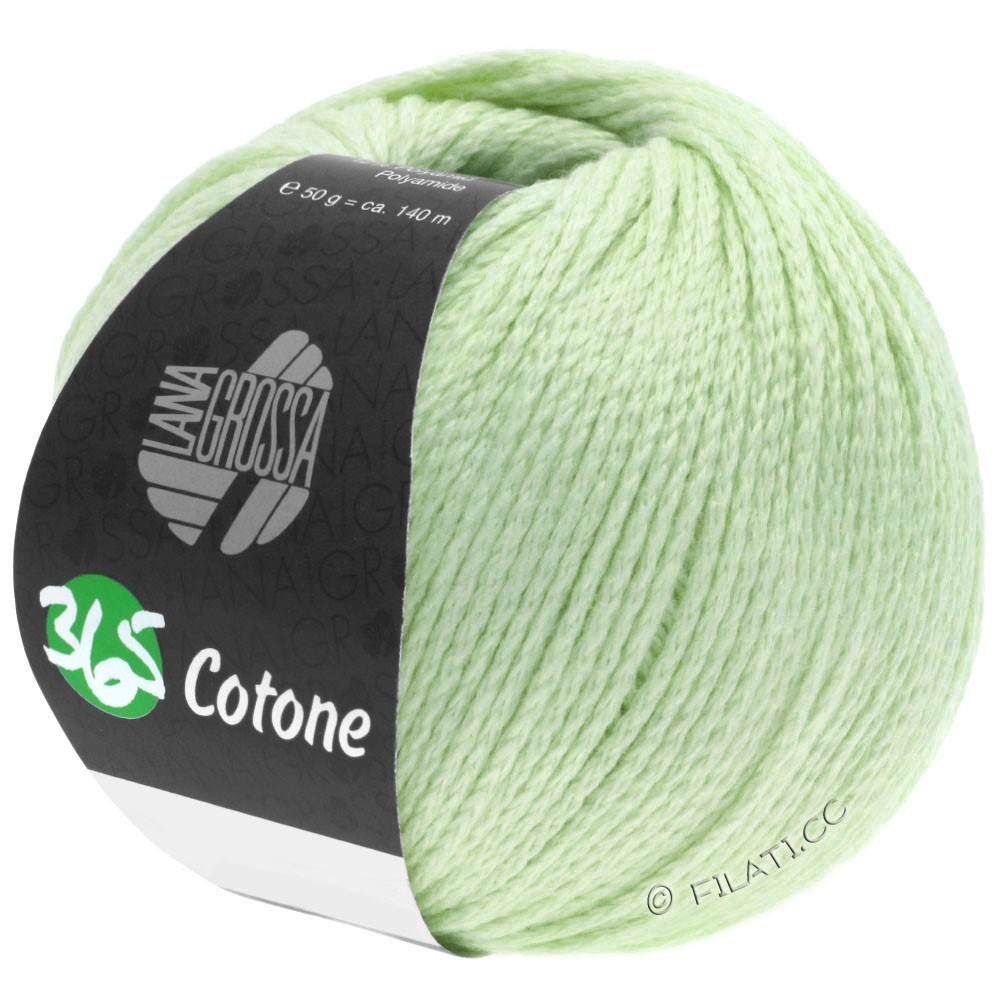 Lana Grossa 365 COTONE | 37-vert tendre