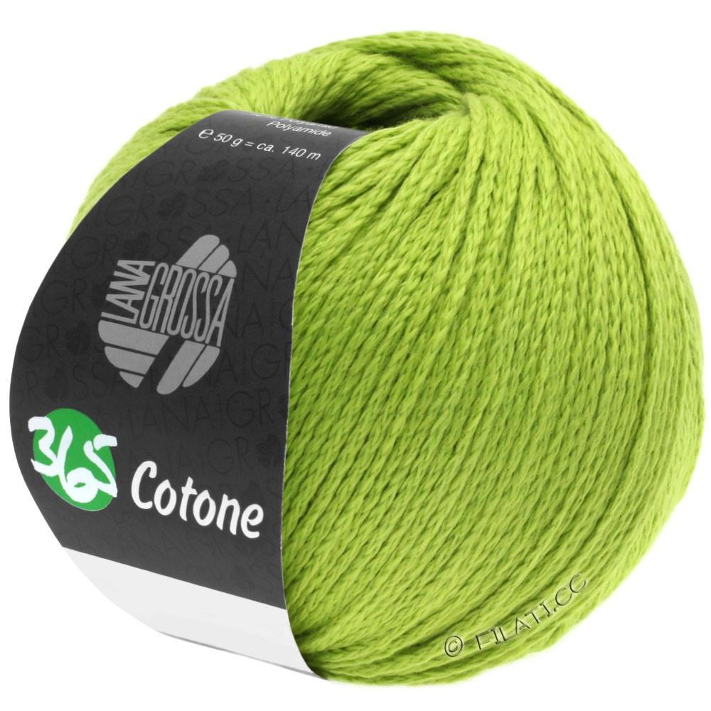 Lana Grossa 365 COTONE | 38-vert jaune