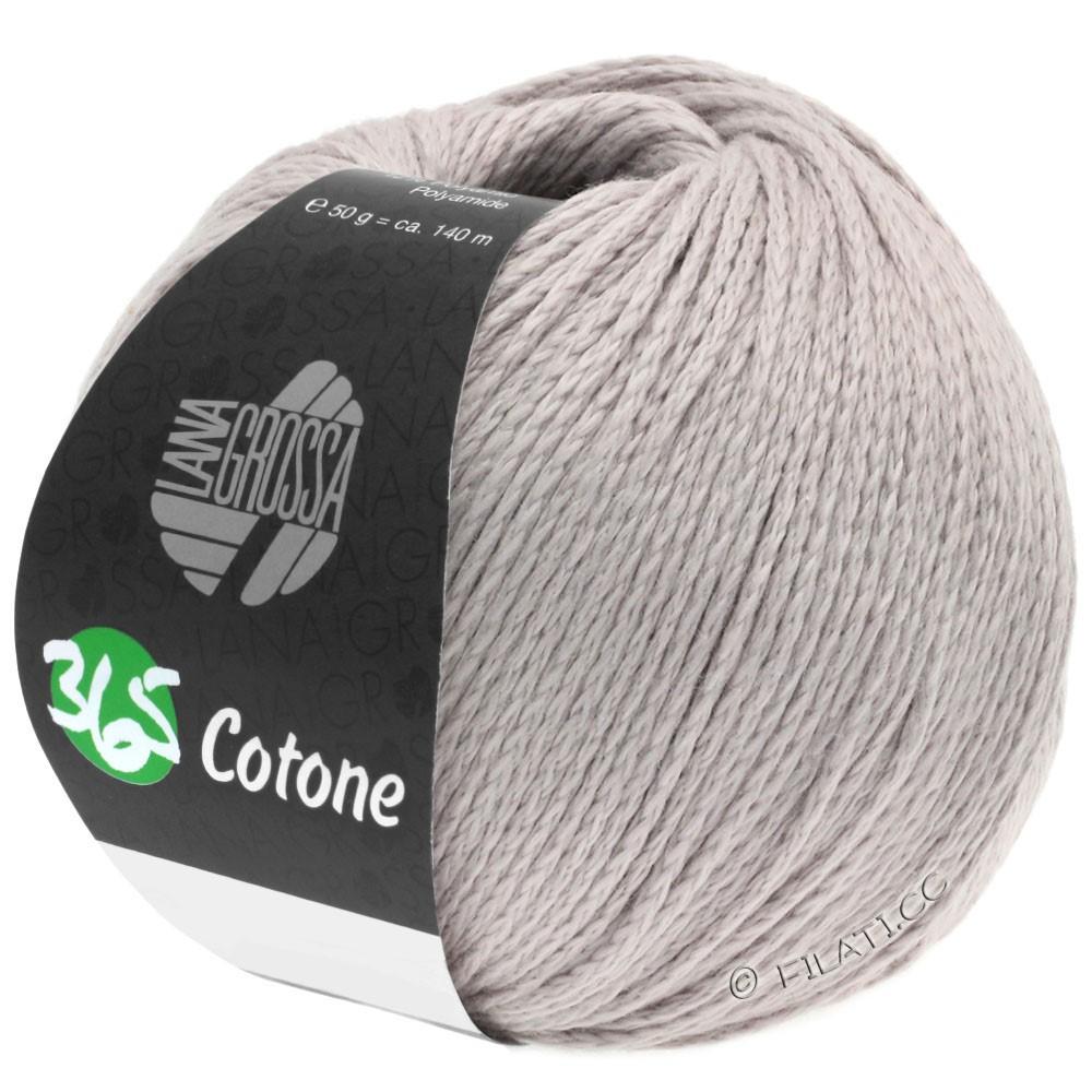 Lana Grossa 365 COTONE   40-gris beige