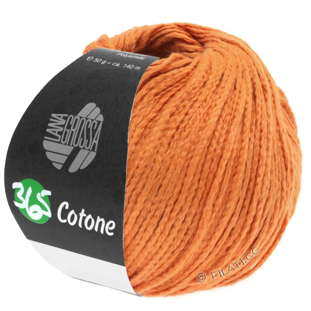 Lana Grossa 365 COTONE | 42-orange terre