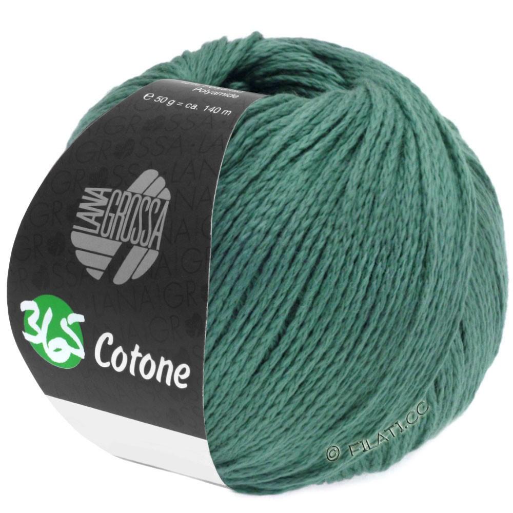 Lana Grossa 365 COTONE | 45-vert foncé