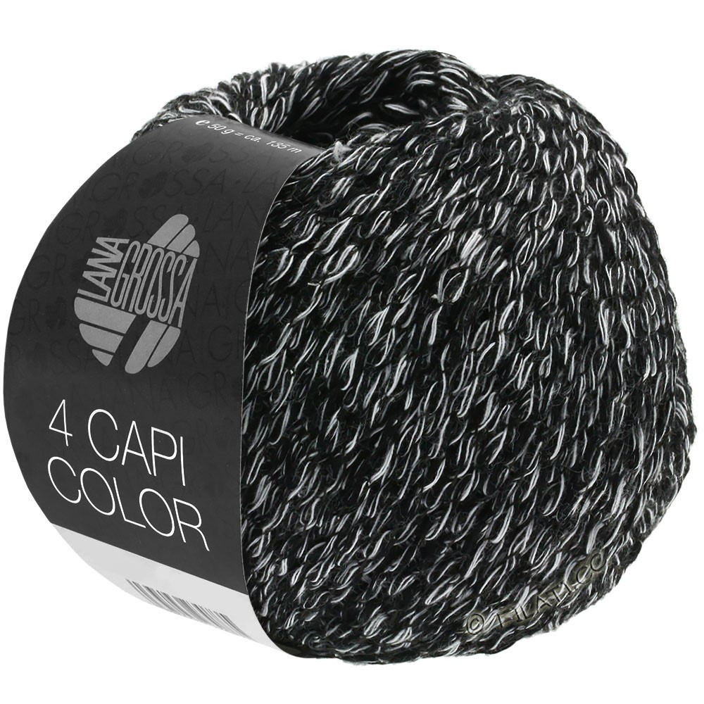 Lana Grossa 4 CAPI Color