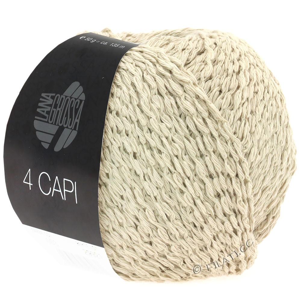 Lana Grossa 4 CAPI | 01-sable