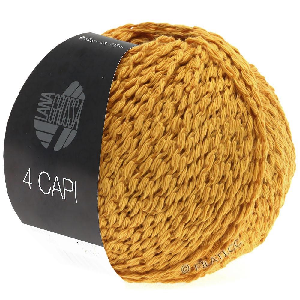 Lana Grossa 4 CAPI | 02-jaune soleil
