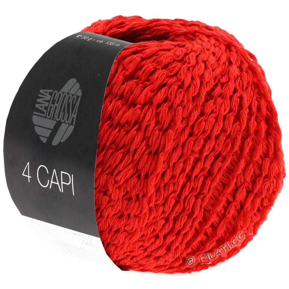 Lana Grossa 4 CAPI | 07-rouge