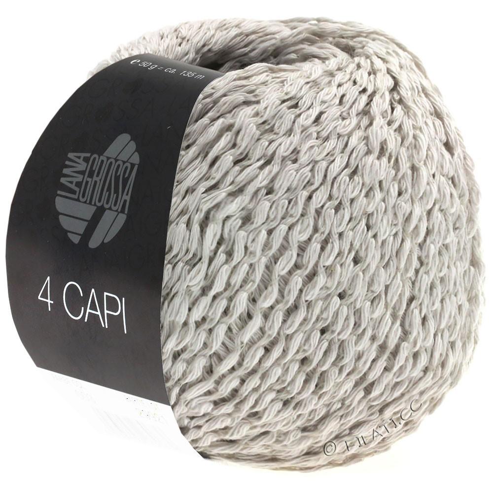 Lana Grossa 4 CAPI | 09-gris tendre