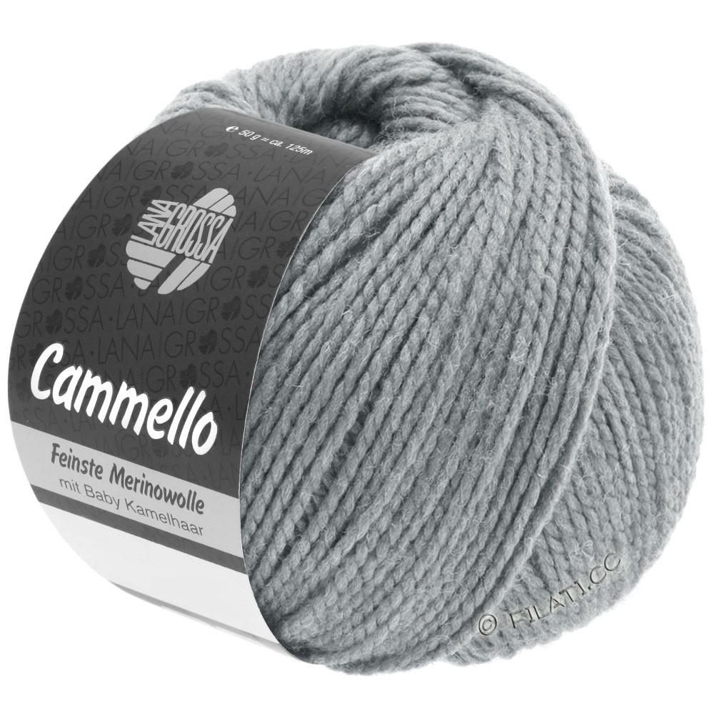 Lana Grossa CAMMELLO   03-gris argent