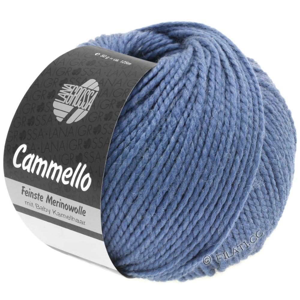 Lana Grossa CAMMELLO   04-bleu pigeon