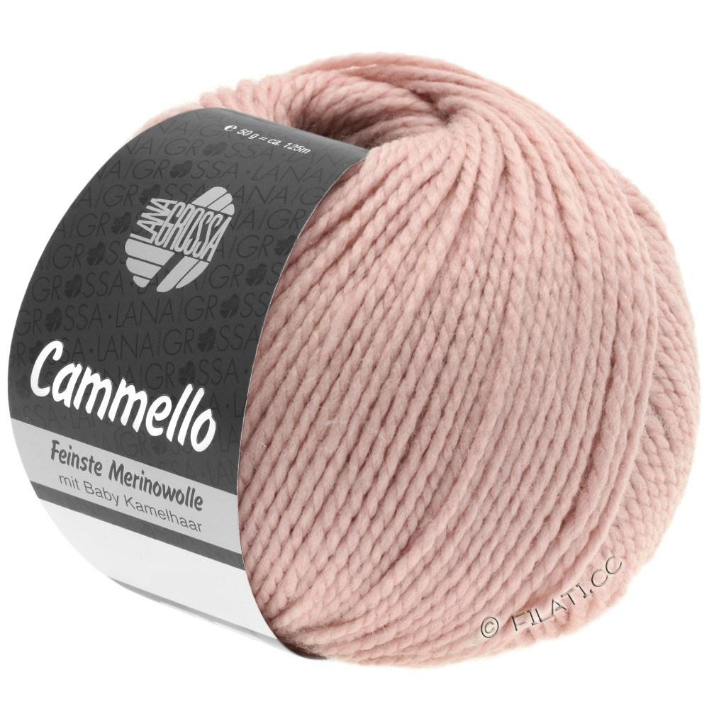 Lana Grossa CAMMELLO   06-vieux rose