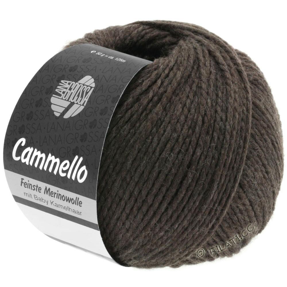 Lana Grossa CAMMELLO   07-brun noir