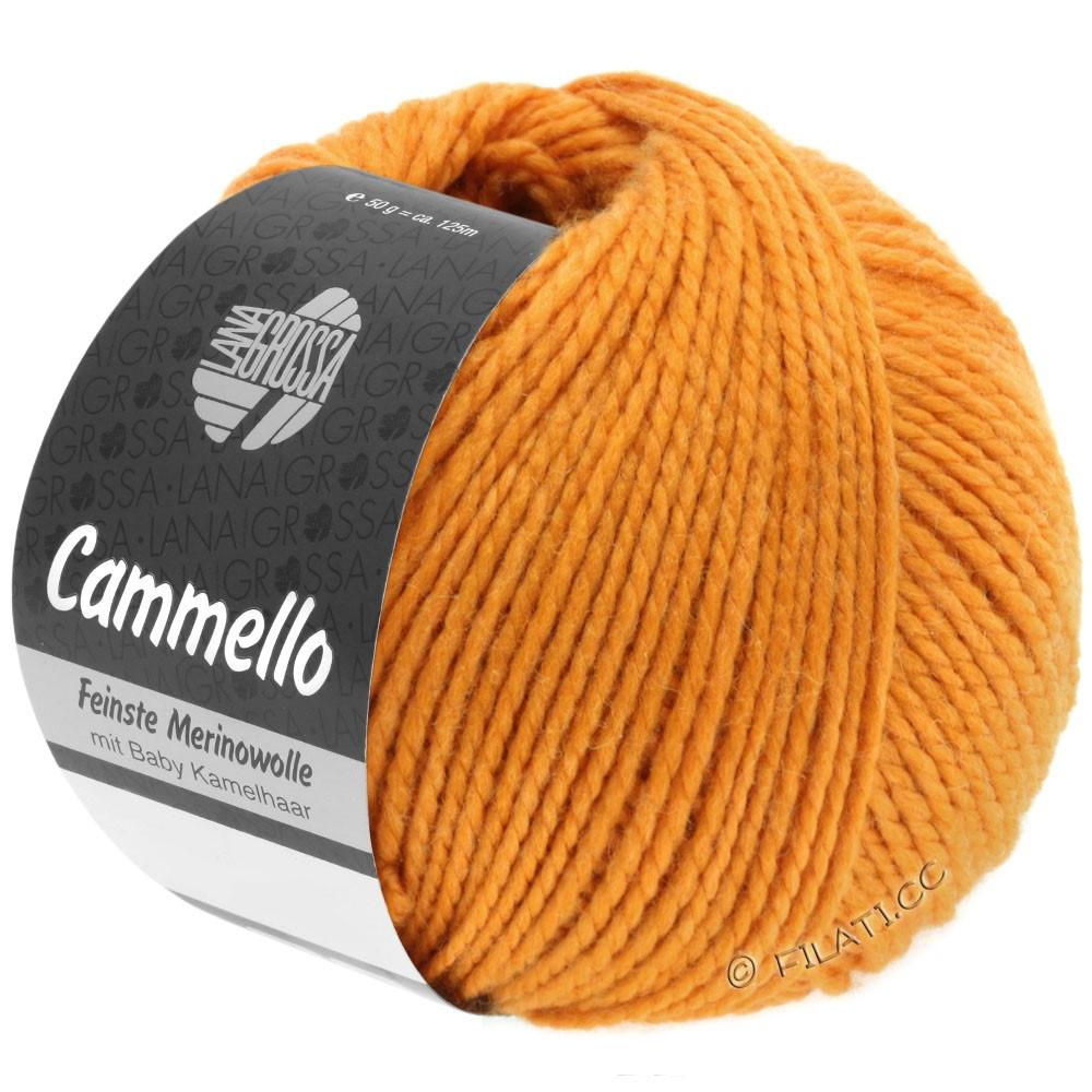 Lana Grossa CAMMELLO   08-orange