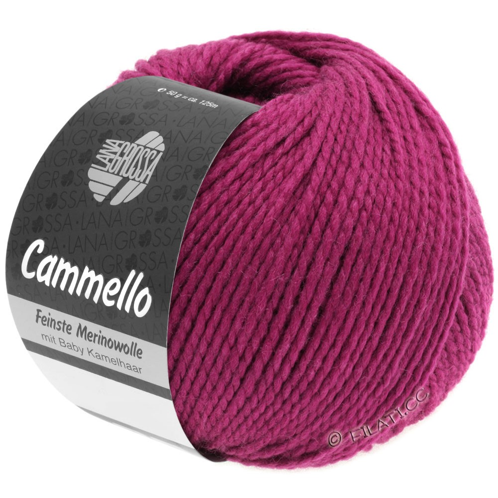 Lana Grossa CAMMELLO   10-cyclamen