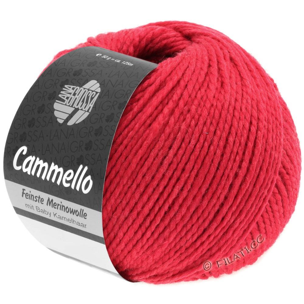 Lana Grossa CAMMELLO   11-rouge