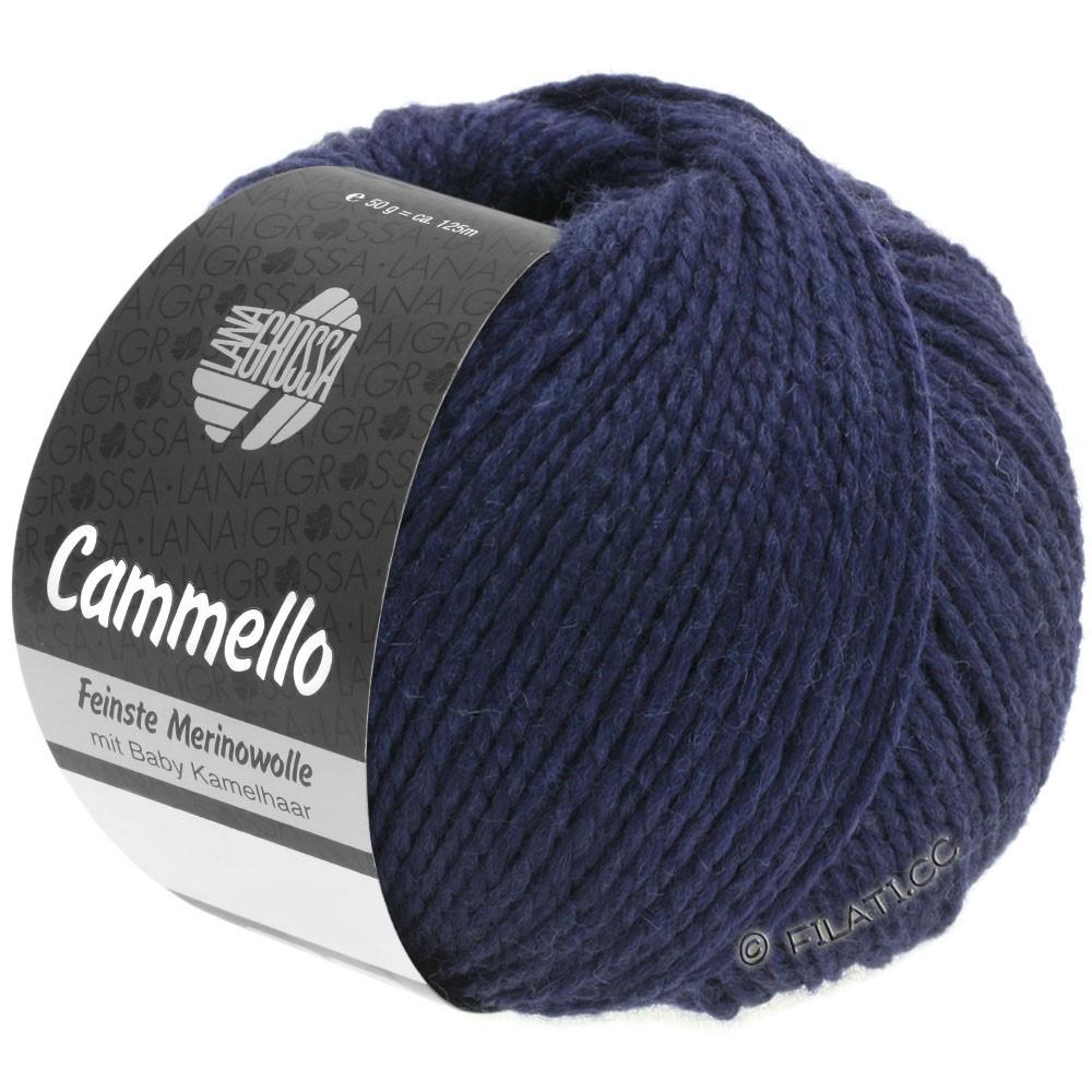 Lana Grossa CAMMELLO   12-bleu nuit