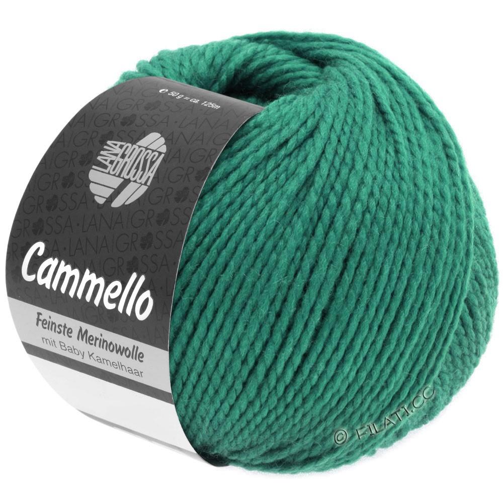 Lana Grossa CAMMELLO   14-vert pétrole
