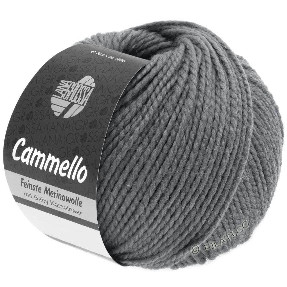 Lana Grossa CAMMELLO   15-gris foncé