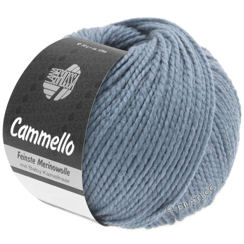 Lana Grossa CAMMELLO   22-bleu fumé