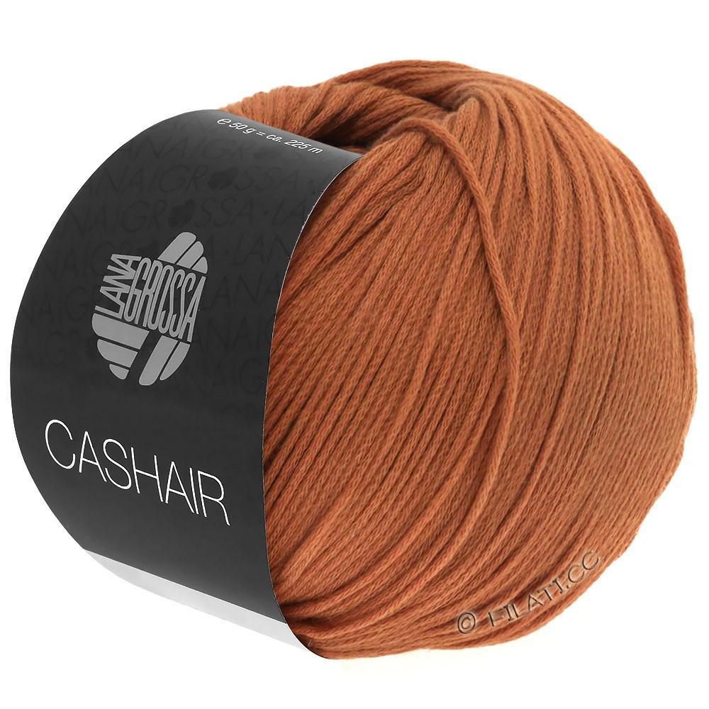 Lana Grossa CASHAIR | 05-brun de cannelle