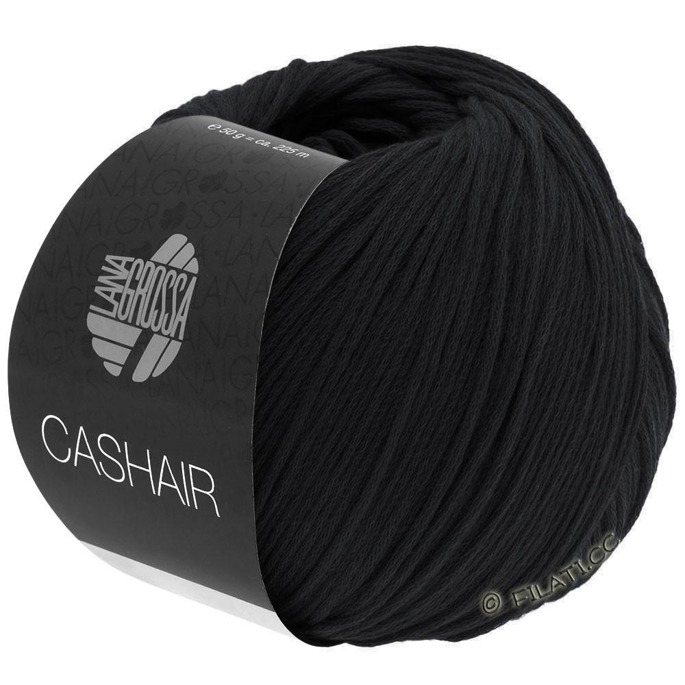Lana Grossa CASHAIR | 08-noir