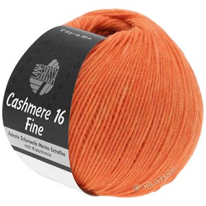 Lana Grossa CASHMERE 16 FINE Uni/Dégradé | 030-orange