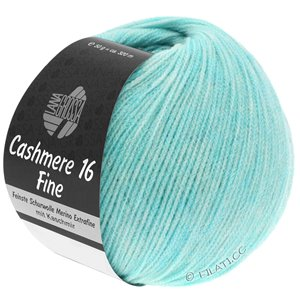 Lana Grossa CASHMERE 16 FINE | 032-turquoise clair