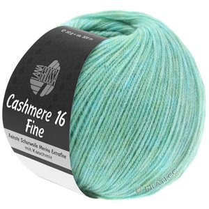 Lana Grossa CASHMERE 16 FINE | 033-turquoise menthe