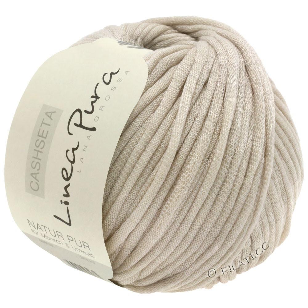 Lana Grossa CASHSETA (Linea Pura) | 06-beige gris