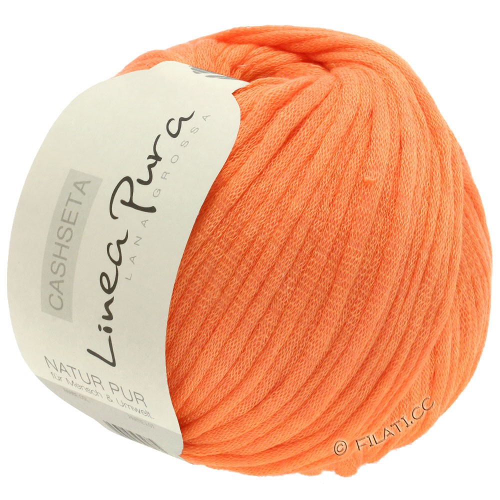 Lana Grossa CASHSETA (Linea Pura) | 19-mandarine