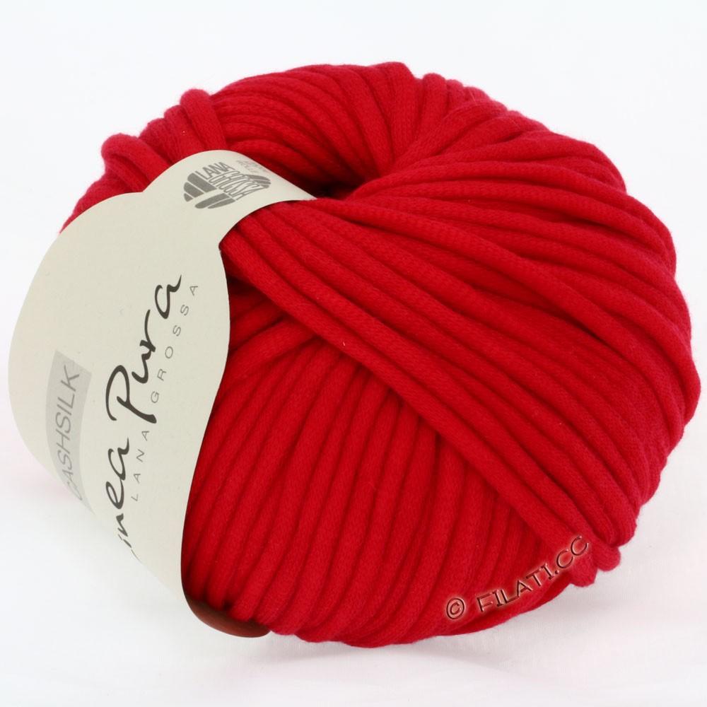 Lana Grossa CASHSILK (Linea Pura) | 02-rouge