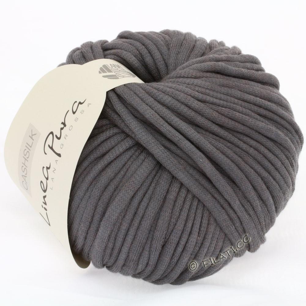 Lana Grossa CASHSILK (Linea Pura) | 12-gris foncé