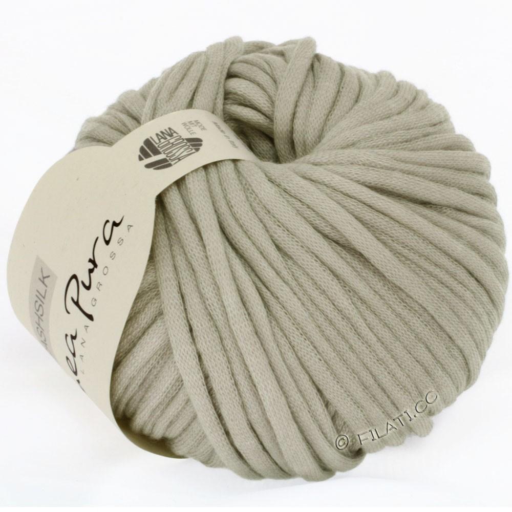 Lana Grossa CASHSILK (Linea Pura) | 13-gris clair