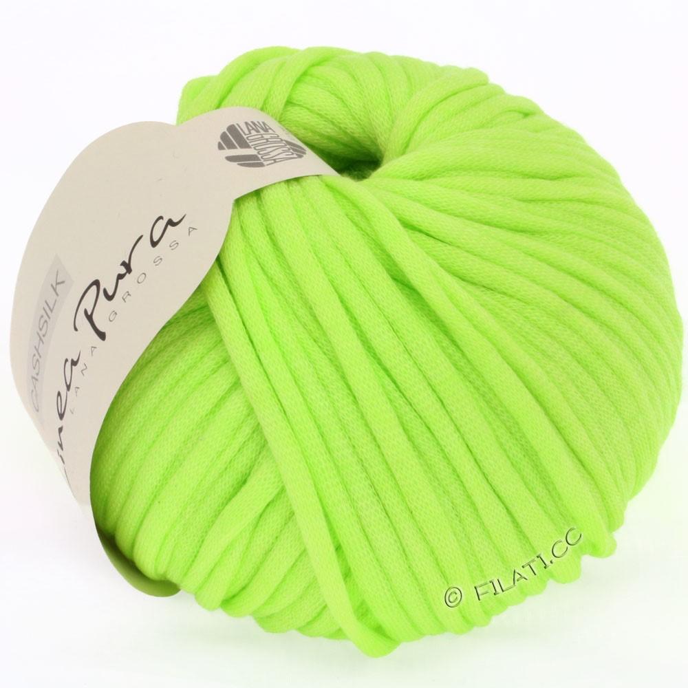 Lana Grossa CASHSILK (Linea Pura) | 24-vert jaune