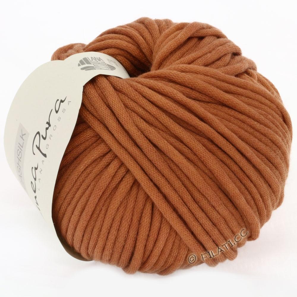 Lana Grossa CASHSILK (Linea Pura) | 29-brun de cannelle