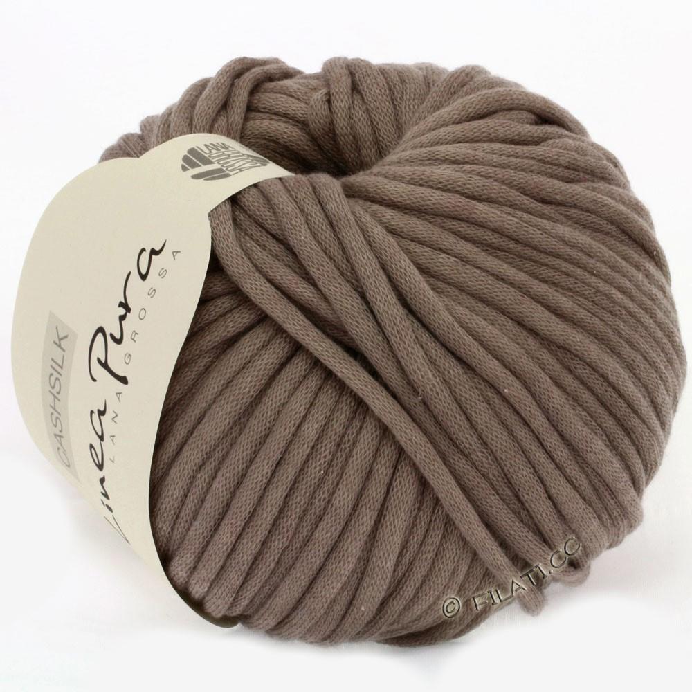 Lana Grossa CASHSILK (Linea Pura) | 30-brun gris