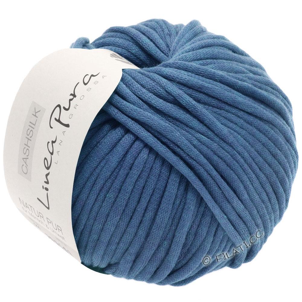 Lana Grossa CASHSILK (Linea Pura) | 52-bleu acier