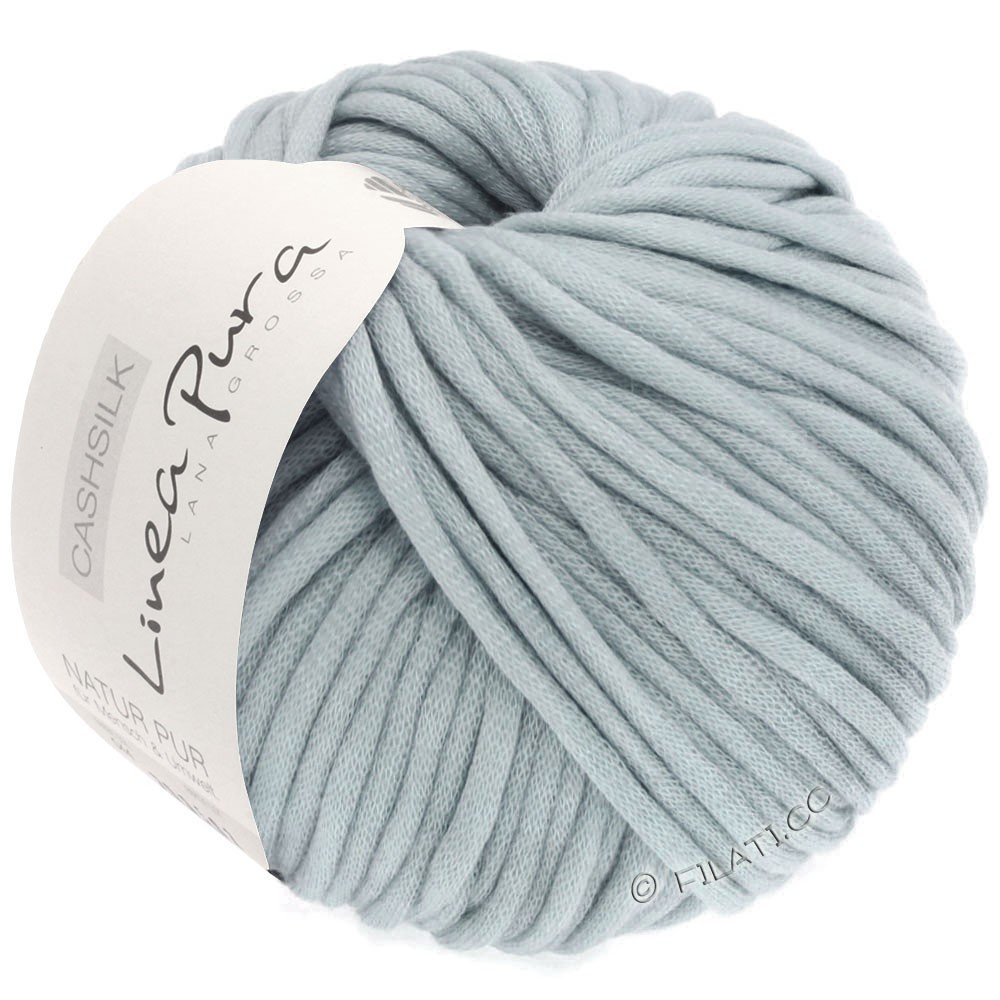Lana Grossa CASHSILK (Linea Pura) | 54-gris argent
