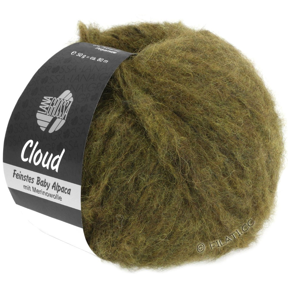 Lana Grossa CLOUD | 04-olive