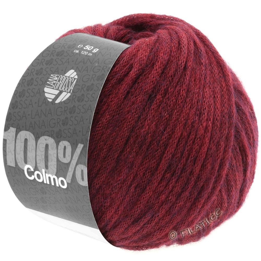 Lana Grossa COLMO | 13-rouge vin