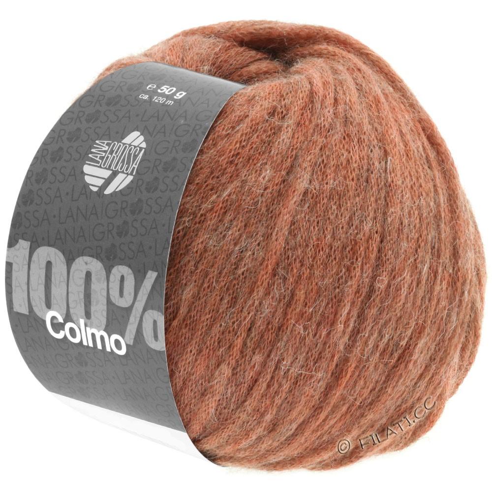 Lana Grossa COLMO   16-rouge cuivre