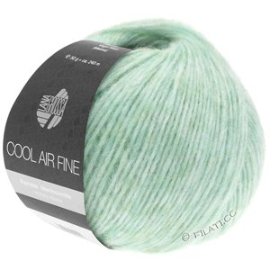 Lana Grossa COOL AIR Fine | 17-turquoise menthe