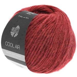 Lana Grossa COOL AIR | 18-rouge
