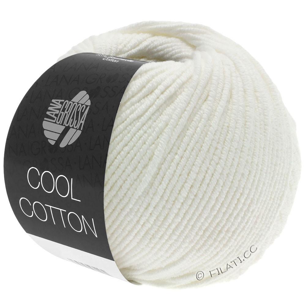 Lana Grossa COOL COTTON | 02-écru