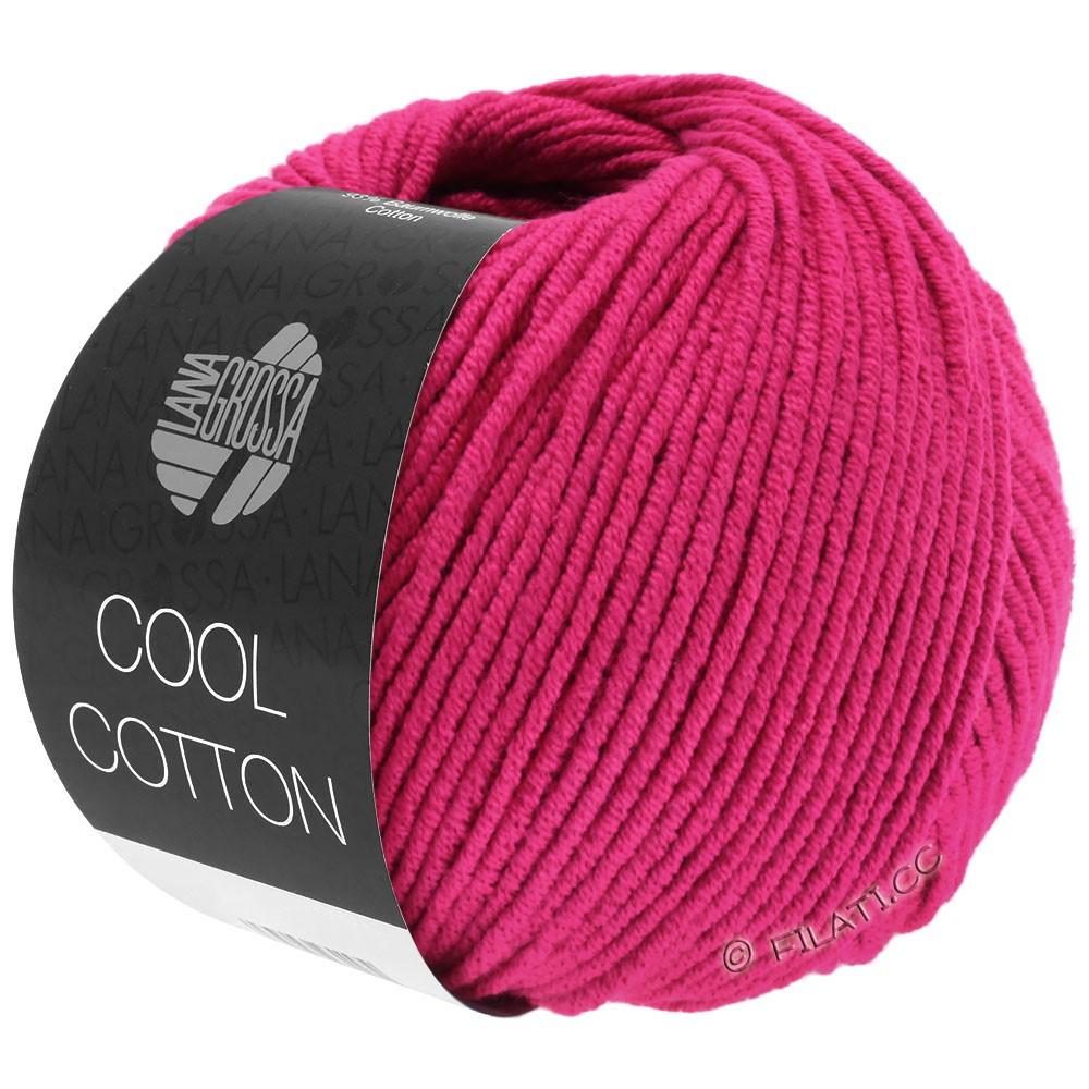 Lana Grossa COOL COTTON | 06-rose vif